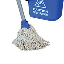 Traditional Mopping