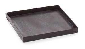 Merrychef e2s 1/4 Size Solid Base Basket (Black)