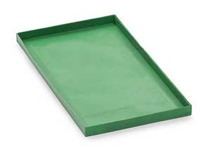 32z4094 e2s green solid base basket 1/2 size