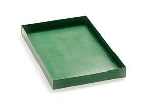Merrychef e2 Solid Base Basket (Green)