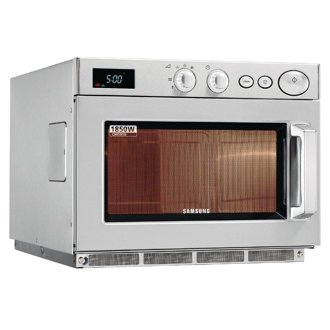 Buy Samsung 1850w Cm1919 Microwave Oven