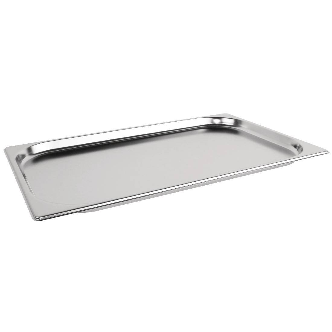 1/1 Stainless Steel Gastronorm Pan 20mm