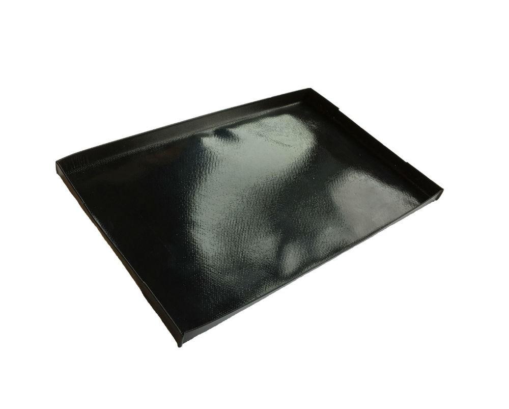 Merrychef Eikon e2 Solid Base Basket (Black)