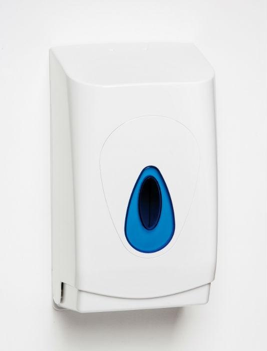 Multiflat Toilet Tissue Dispenser