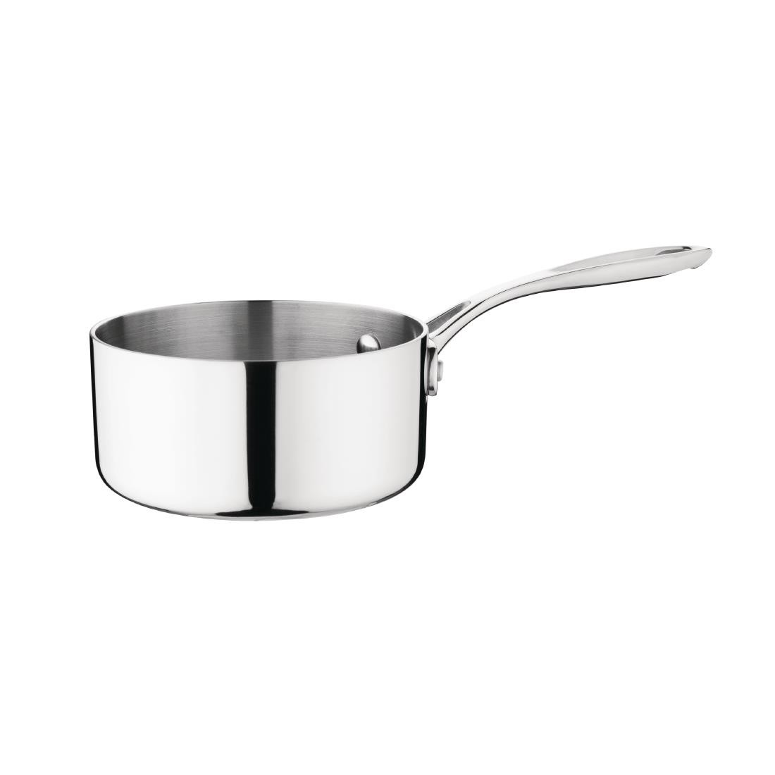 Vogue Tri Wall Saucepan St/St 3L / 200mm