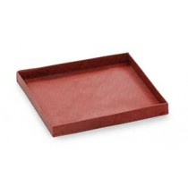Merrychef e2s 1/4 Solid Base Basket (Red)