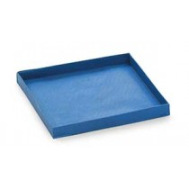 Merrychef e2s 1/4 Solid Base Basket (Blue)