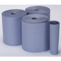 Blue Hand Towel Rolls