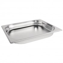 1/2 Stainless Steel Gastronorm Pan 40mm