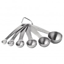 Vogue Measuring Spoons Set of 6