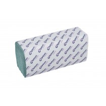 Interfold Hand Towels (Green)
