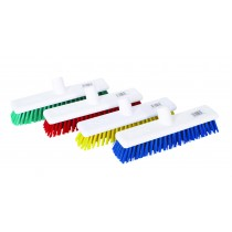 "12"" Hygiene Broom Head (soft bristles)"