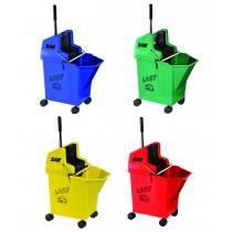 Ladybug Mop Bucket
