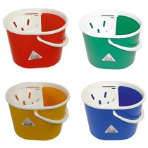 Oval Mop Bucket and Sieve