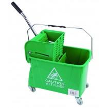 Bucket & Wringer for Flat Mops